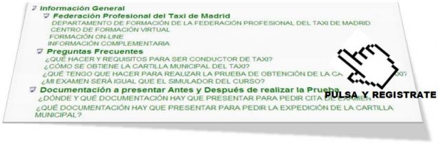 Cartilla taxi - Oficina municipal del taxi ...